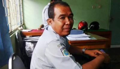 Kepala Dinas Hubkominfo Kota Bima H. Syahrullah SH, MH. Foto: Bin
