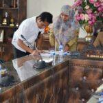 Warga Dara-Tanjung Teken Surat Kesepakatan Damai