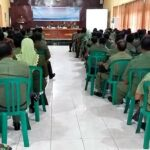 Pemkab Bima Rakor Swasembada Pangan Dengan TNI AD