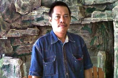 Sekretaris I DPC Partai Demokrat Kabupaten Bima Muhammad Arifudin S.Sos. Foto: Bin