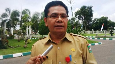 Kepala BKD Kota Bima, H. Supratman. Foto: Bin