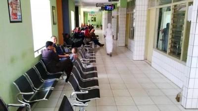 Suasana baru di RSUD Bima. Foto: Bin