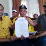 Wahyudin Plt Ketua Golkar Kabupaten Bima