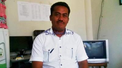 Anggota DPRD Kota Bima, M. Irfan S.Sos MSi. Foto: Bin