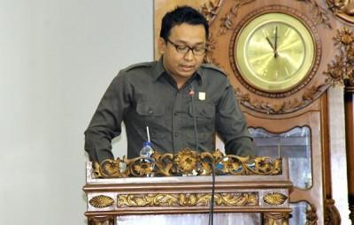 Anggota Komisi II DPRD Kota Bima, Edi Ihwansyah, SE. Foto: Bin