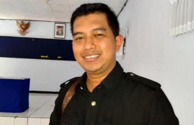 Kasat Reskrim Polres Bima Kota IPTU. Yerry T. Foto: Teta