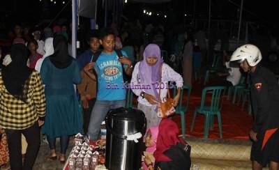 Kemeriahan Pesta Rakyat Kota Bima. Foto: Bin