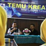 Komunitas Kampung Media Gelar Temu kreatif