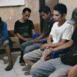 Berkas Tahap Satu Lima Tersangka Kasus Narkoba Dikirim ke Jaksa