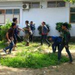 Demo, Mahasiswa Serang Kampus