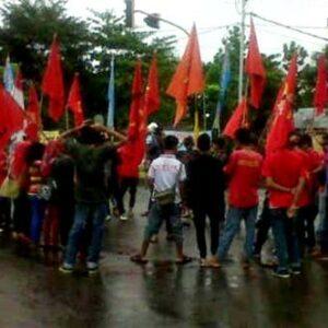 May Day, LMND Ajak Kaum Buruh Bersatu
