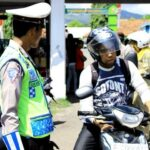 Petugas Lantas Tilang 574 Kendaraan