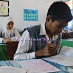UN SMP, 63 Absen, Dua Diantaranya Menikah