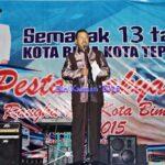 Pesta Rakyat Kota Bima Penuh Kemeriahan