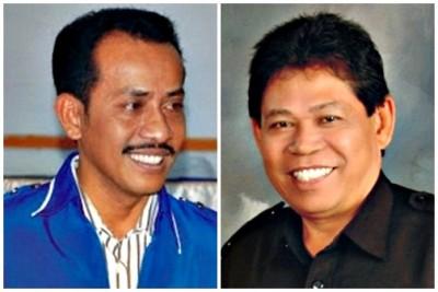Ady Mahyudi dan Drs. H. Ali Ahmad
