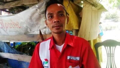 Arifudin Karyawan SPBU Amahami Kota Bima 1