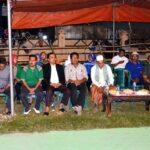 Bupati Bima Buka Pertandingan Bola Voli di Kecamatan Bolo