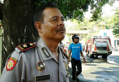 Kabag OPS Polres Bima Kota Kompol. Moendra WDW. Foto: Teta