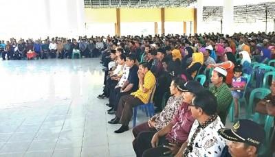 Rapat Koordinasi (Rakor) Perangkat Desa se-Kabupaten Bima. Foto: Hum
