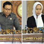 DPRD Kota Bima Sampaikan Laporan Hasil Pansus Raperda