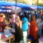 Setelah Disorot Banyak Orang, Pasar Ramadan Akhirnya Diadakan Lagi