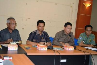 DPRD Kota Bima dalam Kunker di Lombok Tengah. Foto Bin