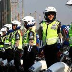 Amankan Operasi Ketupat, 90 Anggota Sat Lantas Diturunkan
