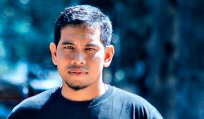 Ketua AJI Mataram Haris Mahtul