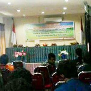 LPKPM Gelar Seminar Refleksi Hari Lingkungan Hidup