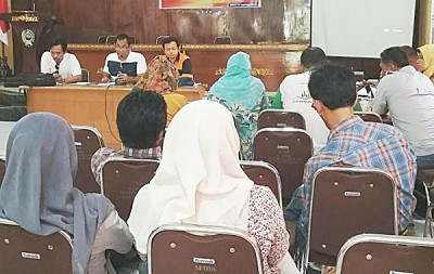Bentuk Forum PRB Kabupaten Bima. Foto: Hum