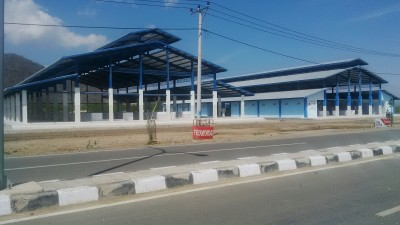 Dua Lokal Pasar Amahami. Foto: Bin