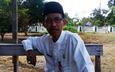 Kepala BP4K Kabupaten Bima Ir. Abdollah. Foto: Bin