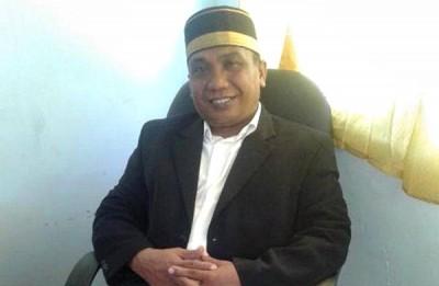 Komisioner Panwaslu Kabupaten Bima Junaidin. Foto: Bin