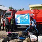 PKPU Salurkan Air Bersih Untuk Warga