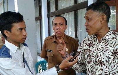 Penjabat Bupati Bima Drs. H. Bachrudin. Foto: Teta