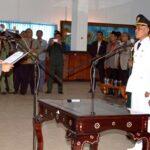 Gubernur NTB Lantik Penjabat Bupati Bima