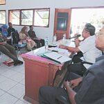 Pemkab Bima Gelar Rapat Penyusunan Peraturan Perijinan