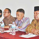 Bupati Bima Buka Rapat Penyusunan Konsep Daerah Tangguh Bencana