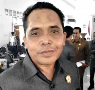 Sekretaris DPD II Golkar Kabupaten Bima Ir. Suryadin. Foto: Abu