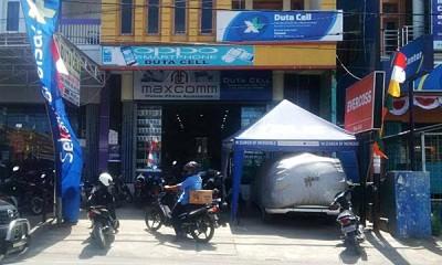 Toko Duta Cell Bima. Foto: Bin