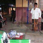 Zubair Gelar Acara 'Kalondo Nggahi Awa Dana'