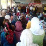 Pasangan DINDA Kukuhkan 200 Tim Relawan di Parado