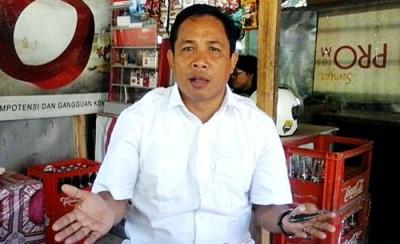 Anggota DPRD Kabupaten Bima M. Aminurlah. Foto: Ady