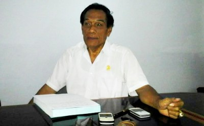 Anggota DPRD Kabupaten Bima, H. Wahidin. Foto: Ady