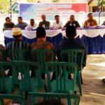Dewan Dapil 3 Reses di Lampe, Warga Minta Pemerataan