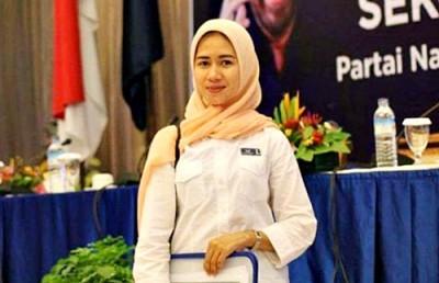 Anggota DPRD Kota Bima, Muthmainnah. Foto: Bin
