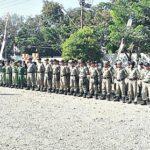 Pj. Bupati Bima Himbau Linmas Tingkatkan Sinergi
