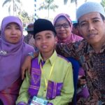 Arief, Qori Cilik Dengan Prestasi Nasional