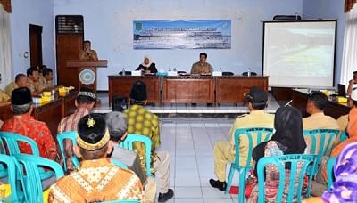 Bimtek Geoisolator Kegiatan PUGAR Kabupaten Bima. Foto: Hum