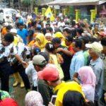 Pasangan DINDA Kukuhkan 2500 Tim Relawan Ambalawi